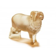 Статуэтка Gold Luster Small Belier Ram. Lalique
