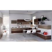 Кухня. Модель Evolution. Scavolini Basic